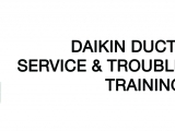 Daikin Ductless Service & Troubleshooting Training - Des Moines
