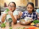 Cooking with Your Kids (For ages 7-11), 2-4 PM