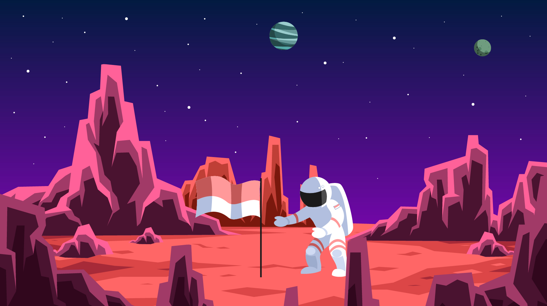 Creative Camp Week 3: Space Odyssey (Ages 6-12)