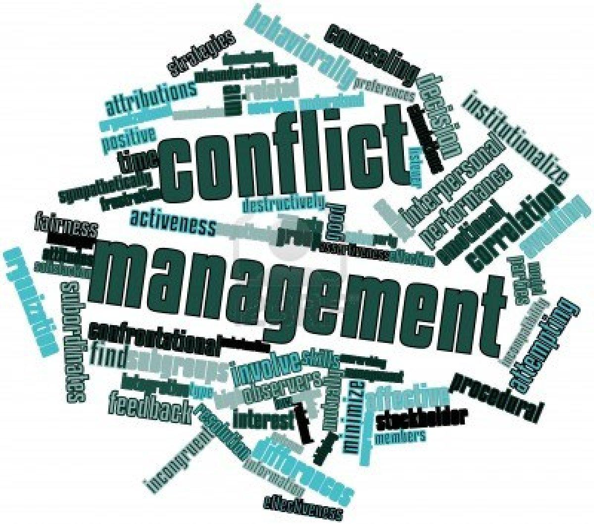 Conflict Management 6/3