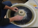 Adult Ceramics - Wheel Throw