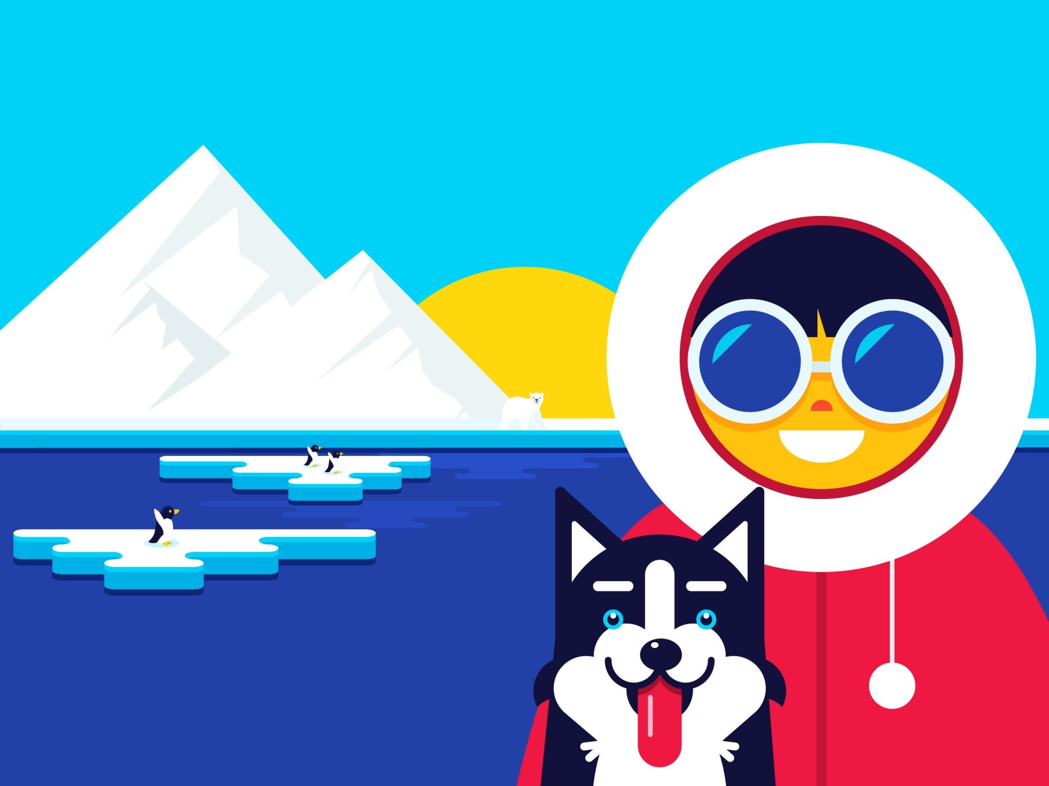 Creative Camp Week 4: Arctic Adventures (Ages 6-12)