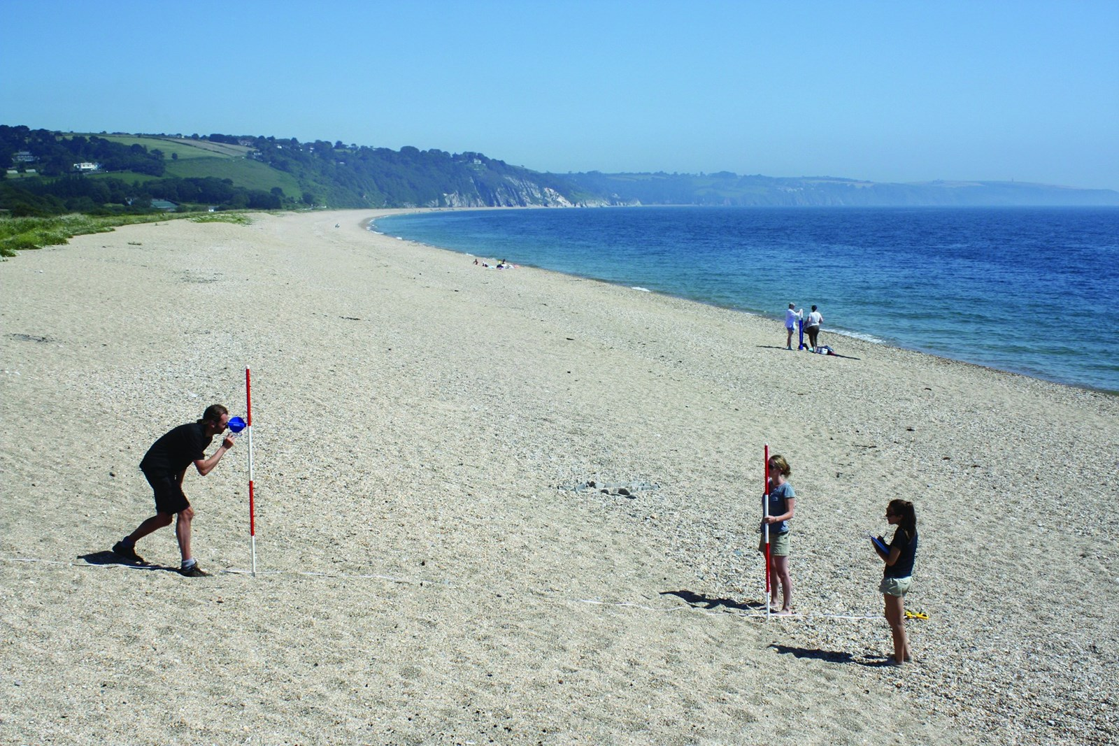 Beach Profiling
