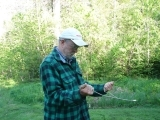 Dowsing with Glen