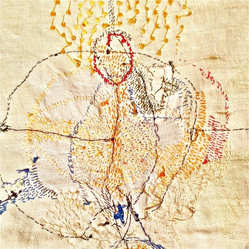 Meditative Stitching