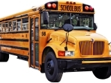 School Bus Class B with Air Brakes