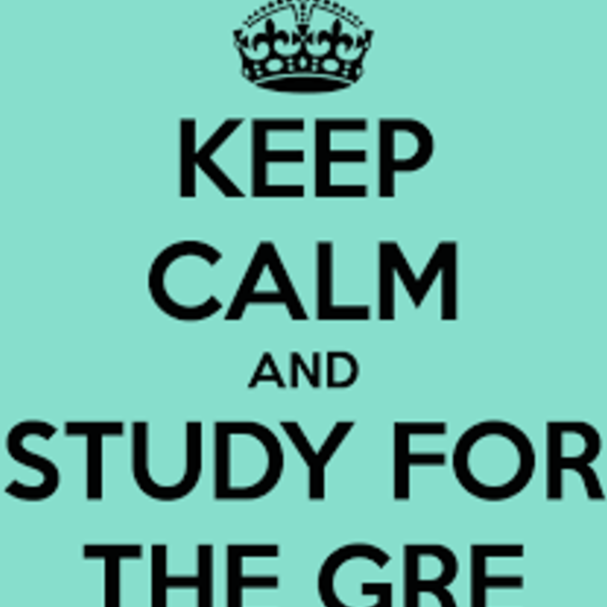 Preparing for the GRE 3/11