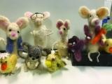 Adorable Needlefelted Animals