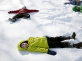 Winter Fun at Fields Pond