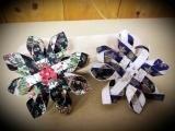Dimensional Holiday Snowflake Ornaments