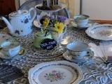 Victorian Tea-Time Art