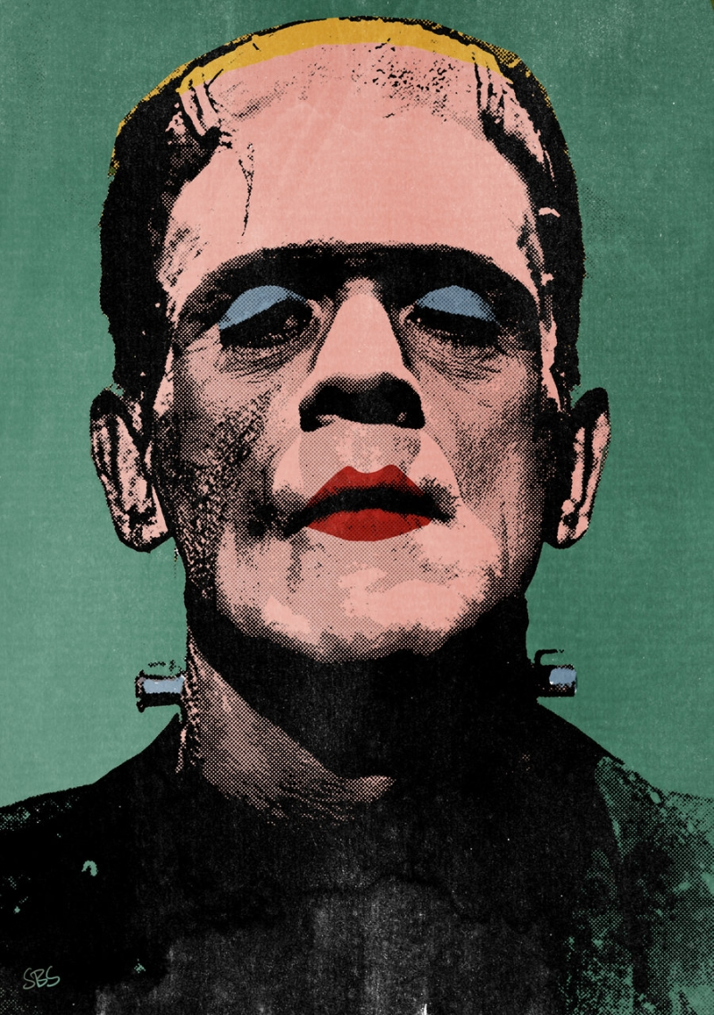 Original source: http://queerscifi.com/wp-content/uploads/2015/02/the_fabulous_frankenstein_s_monster_by_sbsiceland-d5wm6be.jpg