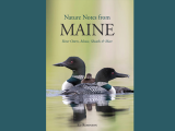 Nature Notes from Maine book signing with local author Ed Robinson