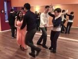 East Coast Swing Dance Session I