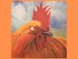Cock-A-Doodle Doo Rooster