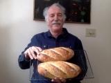 Cooking Sourdough Bread 10.19.21