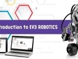 Tuesdays: Introduction to Advanced LEGO® EV3 Robotics!