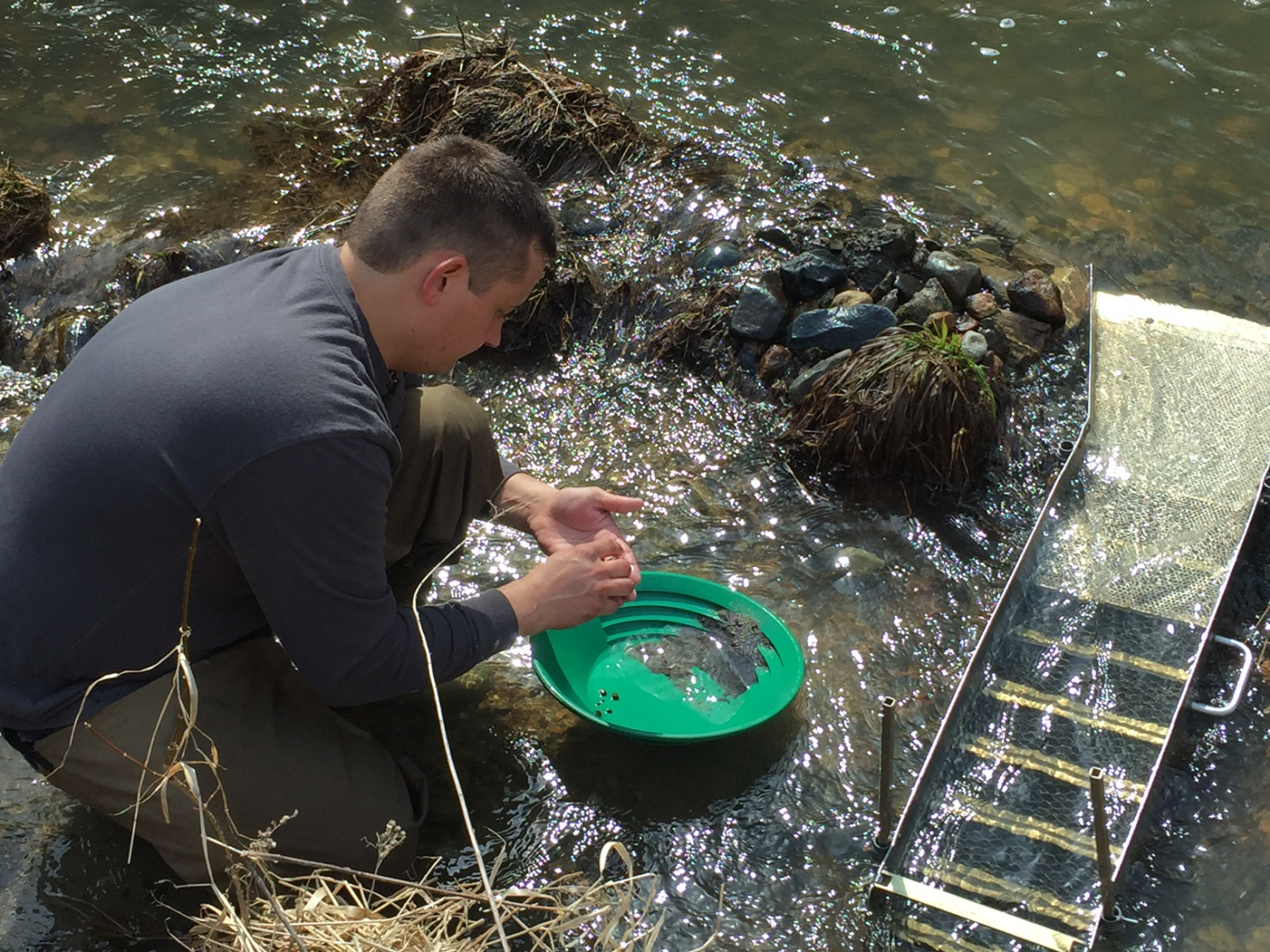 Intro to Gold Prospecting