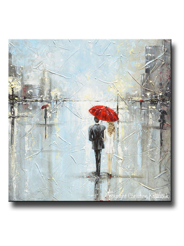 Under an Umbrella Paint Night