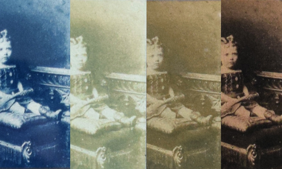 Beyond Blue: Cyanotype Toning