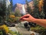 Landscape Painting - Advanced Class