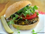 Best Ever Veggie Burgers