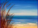 Escape to the Beach- Virtual Watercolor Paint-Along