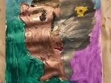 Painting II  (Ages 12-14,  Week 8)