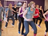 Zumba At Sherwood Heights