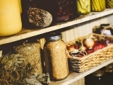 Learn to Build a Root Cellar for Vegetable Storage