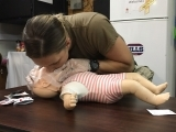 Adult, Infant, Child CPR & First Aid Session I
