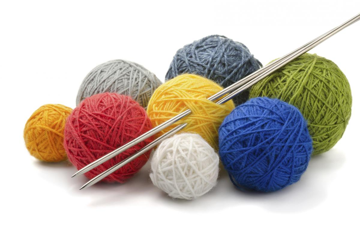 Knitting Basics 4/29