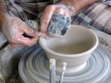 General Pottery (Hand Building & Wheel Throwing)