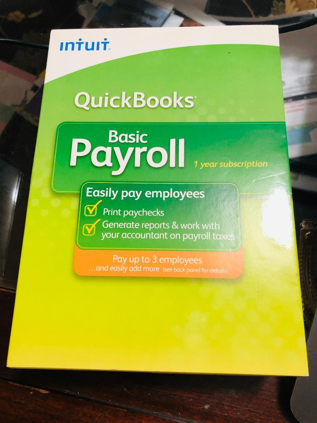 Performing Payroll in Quickbooks