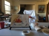 Adult Watercolor Class