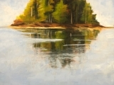 Paint Night - Island Reflection (LincolnHealth Employees ONLY)