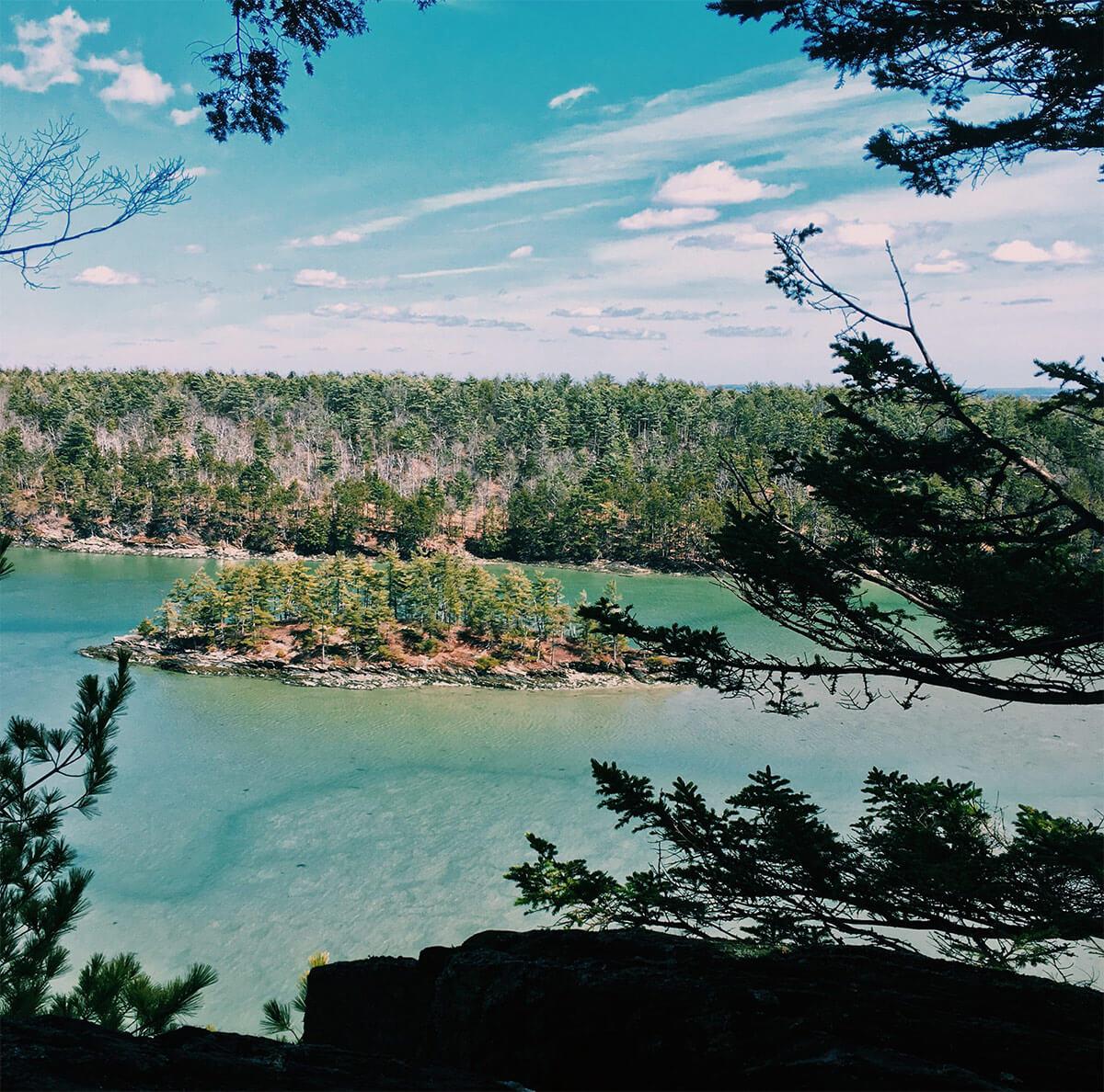 Navigating Mid-Coast Maine