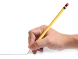 Original source: http://www.fromthemixedupfiles.com/wp-content/uploads/2015/06/189320-drawing-of-hand-writing-with-pencil.jpg