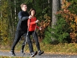 Walking with Poles for Exercise or Balance (Fall 2017)
