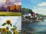 EC-10-20 to 11-24 Mastering Oil Painting (6 weeks) evening Class