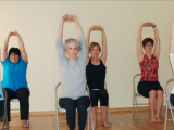 Yoga in Your Chair