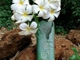Handbuilt Flower Vase