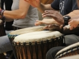 Drumming & Percussion