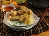 Asian Holiday Appetizers (Thursday)