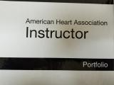 AHA Heartsaver Instructor Course