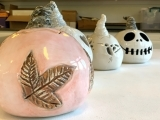 Pumpkin/Jack-O-Lantern Decorating Workshop