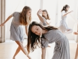 DNC 14 - Foundations Ballet and Modern 2 (Ages 8-10)