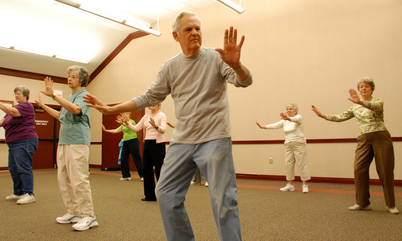 Tai Chi for Health: Beginner Movements - Session 2