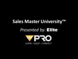 Sales Master University™ for Shops
