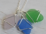 Making Jewelry with Sea Glass